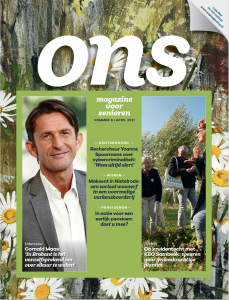 onsmagazine april 2021 cover